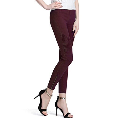 Moto Pants Womens - 5
