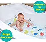 S&X Bathtub Stickers Non-Slip for Kids,Pack of 12