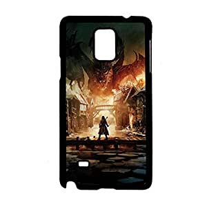 Generic For Samsung Galaxy Note4 Print With The Hobbit The Battle Of Five Armies Hipster Back Phone Case For Kid Choose Design 9