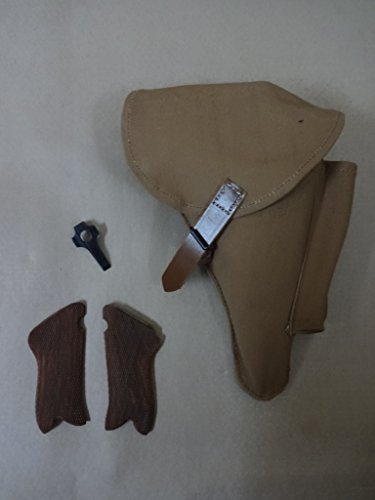 Used, warreplica WW2 P08 Holster DAK Canvas w/Take Down Tool for sale  Delivered anywhere in USA
