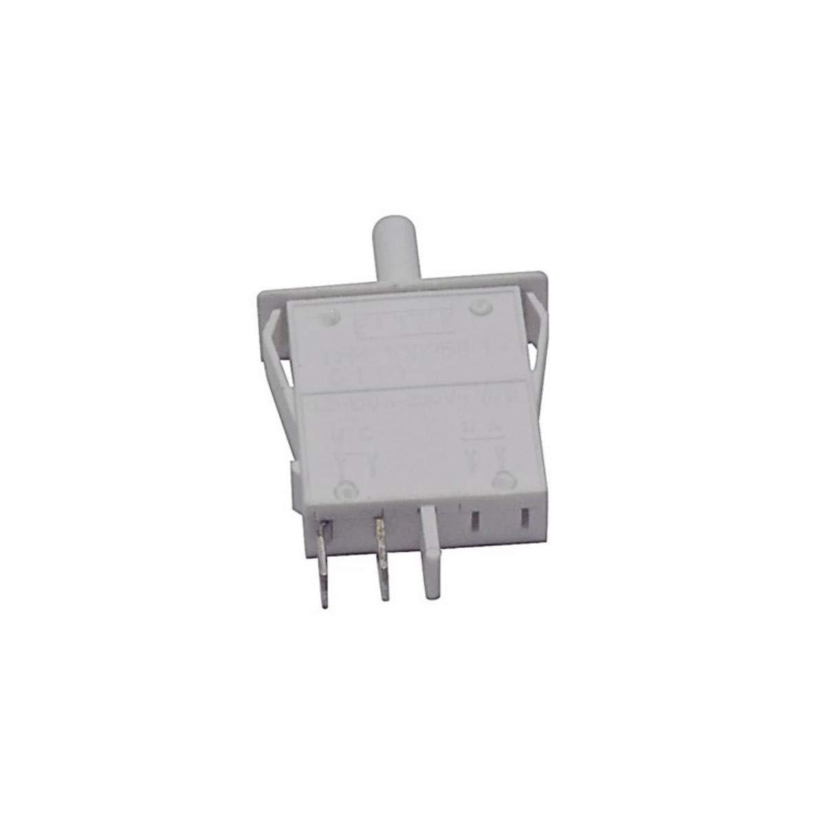 Recamania Interruptor luz frigorífico Balay 3FS3632 171307: Amazon.es