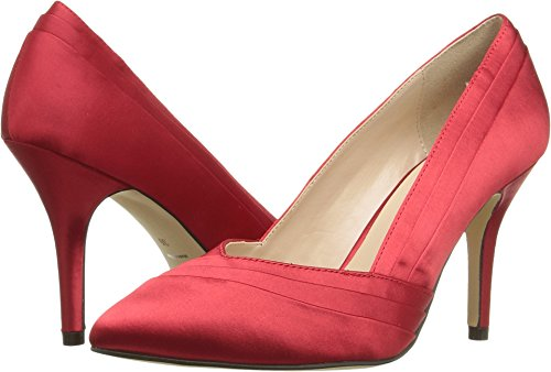 Menbur Femmes Cortecillas Rouge