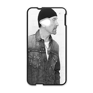 HTC One M7 Cell Phone Case Black U2 Phone cover L7776104