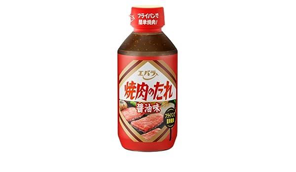 Ebara Yakiniku salsa de la salsa de soja este 300gX12: Amazon.es: Alimentación y bebidas