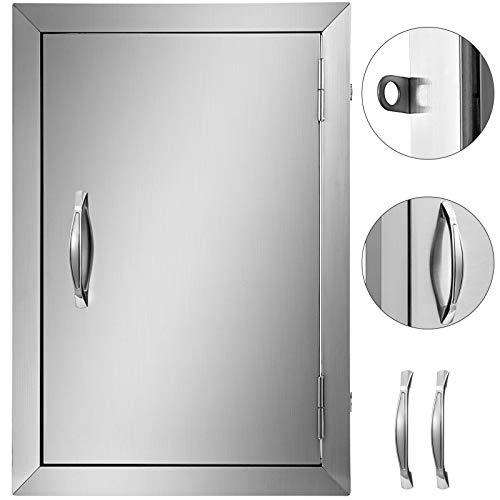 - Mophorn Double Wall BBQ Access Door Cutout 20