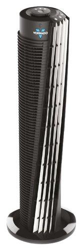 Ventilador de torre color negro 70 watts Vornado 184