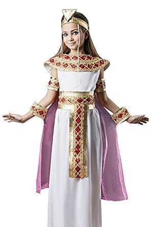 Kids Girls Cleopatra Nefertiti Egyptian Cleo Nile Goddess Costume Party Dress Up  sc 1 st  Amazon.com & Amazon.com: Kids Girls Cleopatra Nefertiti Egyptian Cleo Nile ...