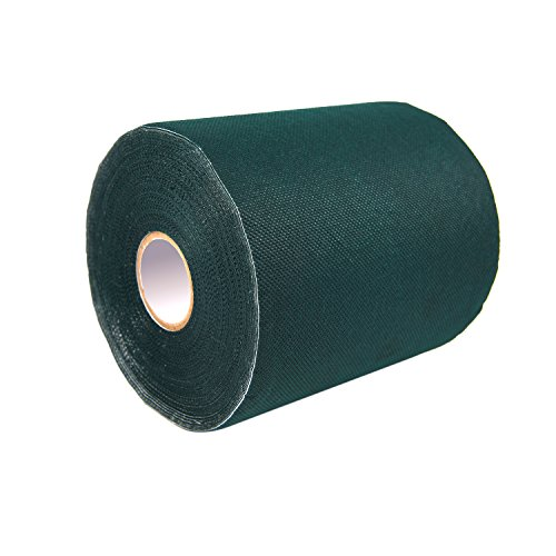Artificial Grass Tape, Self-adhesive Synthetic Turf Seaming Tape, Joint Tape Connecting Artificial Lawn Together 15 cm x 20 meters / 6 inches x 65.6 feet, 1 roll
