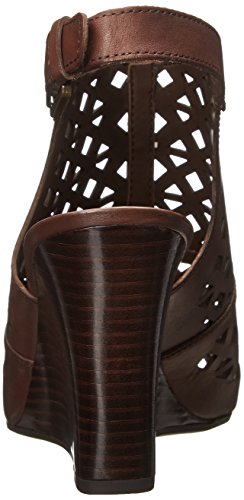 Franco Sarto - Sandalias de vestir para mujer marrón