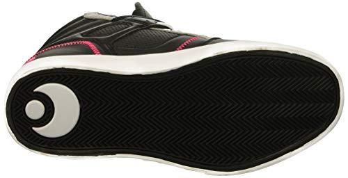 Women's Clone White Skate Black Pink Shoe Osiris PUxw0gqw