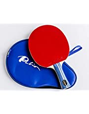 Palio Evolve 2019 Edition Table Tennis Bat with FREE headcover. The new and updated expert bat in the Palio Range. ITTF approved best table tennis bat on Amazon.