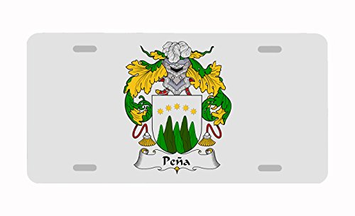 Pena Coat Of Arms Pena Family Crest Spanish Coat Of Arms