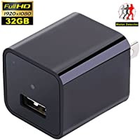 New Security Hidden Camera Charger - Spy Camera Wireless Hidden - 1080P HD USB Wall Charger with 32G Internal Memory – Nanny Spy – Motion Activated Adapter