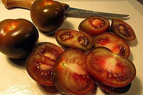 Portal Cool Tomate Kumato deliciosa - Dulce - 40 semillas frescas picante Brown delicioso! Â¡Envio GRATIS!