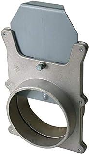 """JET 4"""" Aluminum Blastgate (for JET Dust Collectors)(JW"""