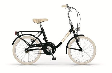 Bicicletta Tipo Graziella Minimal 20 Mini Nera Mbm