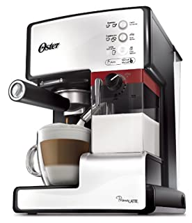 Oster Prima Latte One Touch Automatic Espresso, Cappuccino, Latte, Coffee Maker (B003WH3NT8)   Amazon price tracker / tracking, Amazon price history charts, Amazon price watches, Amazon price drop alerts