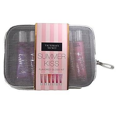Victoria's Secret Summer Kiss Flavored Lip Gloss Kit