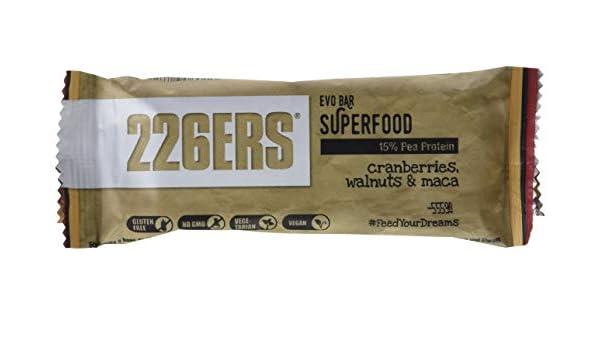 226ERS Evo Bar Superfood Protein - Barrita de Proteina con ...