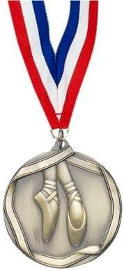 Ballet Medal and Neck Ribbon