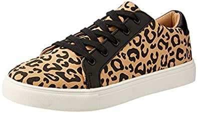 Betty Basics Exploration Women's Sneaker, Beige, 36 EU