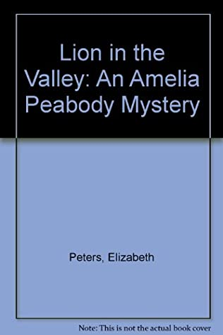 book cover of Lion in the Valley