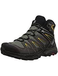 Men's X Ultra 3 Wide Mid GTX Hiking Boots