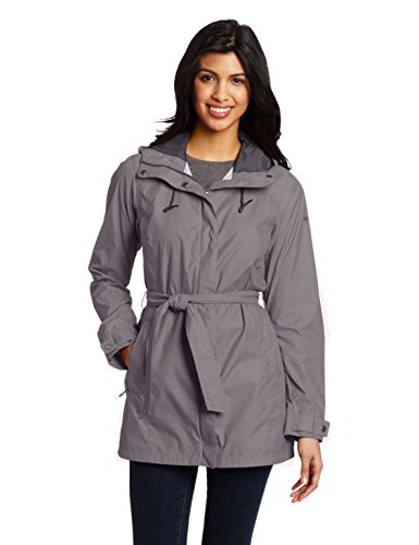 Columbia Womens Pardon Trench Jacket