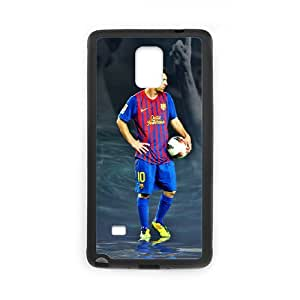 DIY Phone Cover Custom Lionel Messi For Samsung Galaxy Note 4 N9100 NQ6542629