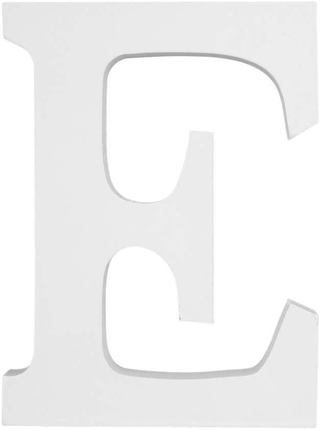 Colgando Pared 26 Cartas Madera Alfabeto Pared Carta para Dormitorio Boda Cumplea/ños Partido Casa Decoraci/ón Decorativo Madera Cartas Freeas Z