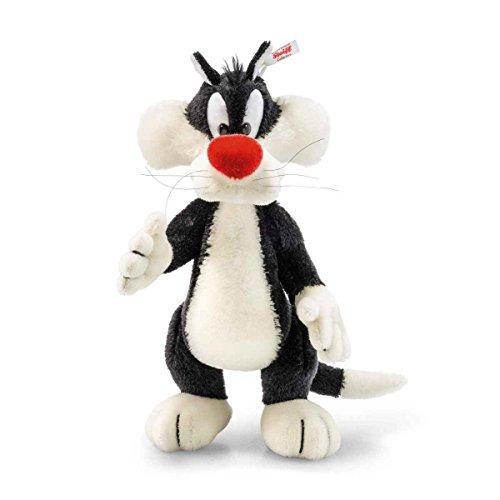 (Steiff Looney Tunes Sylvester Limited Edition Mohair Teddy Bear EAN 354663)