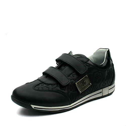 Roberto Cavalli  Rc3187,  Jungen Sneaker Low-Tops