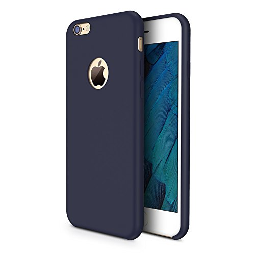 iPhone 6s plus Case, TORRAS [Love Series] Liquid Silicone Rubber iPhone 6...