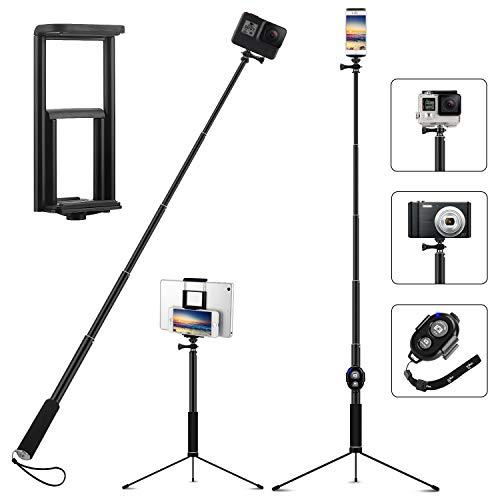 Bluetooth Selfie Stick Tripod,PEYOU 59