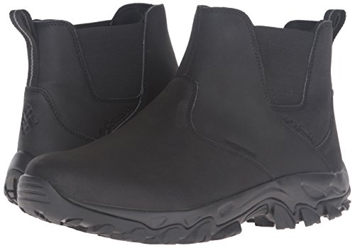 Newton Shoes On Waterproof Slip Ridge Black charcoal Men's Plus Columbia vxwC56q5