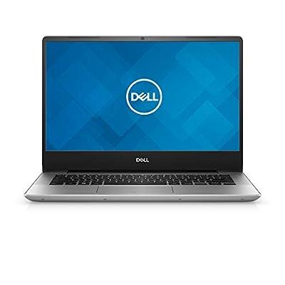 """Dell Inspiron 14 5485 i5485-A186SLV-PUS Laptop (Windows 10 Home, AMD Ryzen(Tm) 3 3200U, 14"""" LED Screen, Storage: 128 GB, RAM: 4 GB) Silver"""