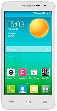 Alcatel D5 Dual SIM - Smartphone libre Android (pantalla 4.5 ...