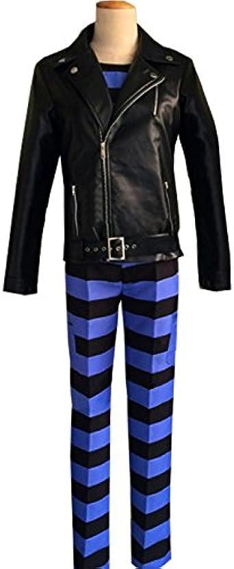 Amazon Com Anime Hoshi Ryoma Cosplay Costume Mens Pleather Jacket Coat Uniform Costume Clothing Ryoma hoshi (星 竜馬, hoshi ryōma). anime hoshi ryoma cosplay costume mens