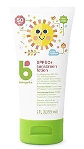Babyganics Cover Up Baby Sunscreen SPF 50, 59ml