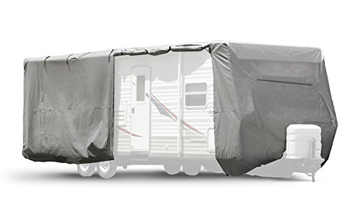 Komo Covers Waterproof Travel Trailer Rv Cover  Super Duty  30 33 Feet