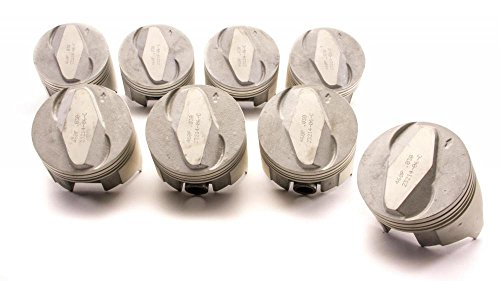 1965-70 Federal Mogul TRW 460P 30 pistons 396 Chevy set of (8) Pistons & Pins -