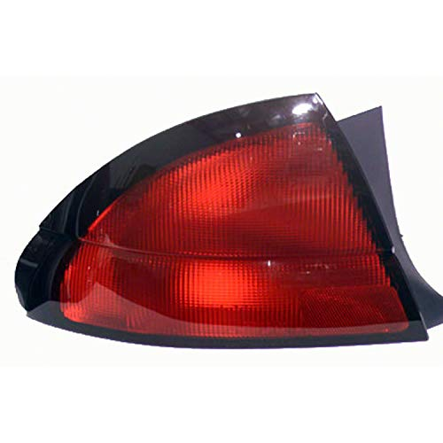 HEADLIGHTSDEPOT Tail Light Compatible with Chevrolet Lumina Monte Carlo Left Driver Side Tail Light