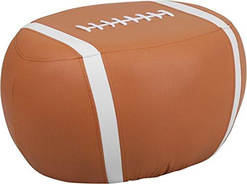 Flash Furniture Kids Football Stool ()
