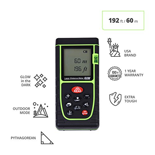 Electronic Distance Measuring Tool - 1