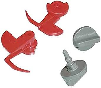 Kit Bloqueo de rejilla de campana extractora, Bosch, Gaggenau, Siemens, Neff. Livré par 2. ah196150/04 ah196150 CH/04 ah196170/04 dhl535 dhl555 lb2336001 lb55560 lb5556001 lb5556004: Amazon.es: Grandes electrodomésticos