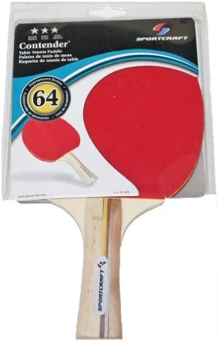 SportCraft Titanium series Table Tennis Paddle