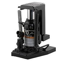 Omega 13200 Black Toe Jack - 10 Ton Capacity