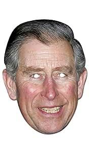 Mask-Arade Royal Family-Prince Harry - 3239, Nude