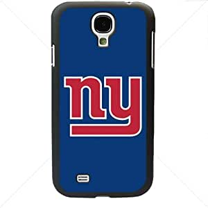 NFL American football New York Giant Fans Samsung Galaxy S4 SIV I9500 TPU Soft Black or White case (Black) by mcsharks
