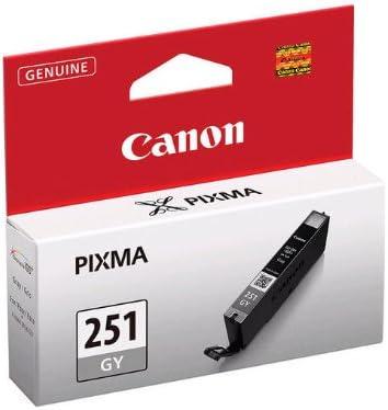 Amazon.com: Canon PGI-250 PGBK Depósito de tinta, Amarillo N ...